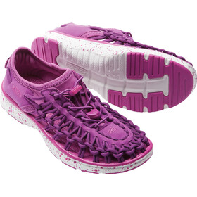 Keen Uneek O2 Sandalias Niños, purple wine/verry berry